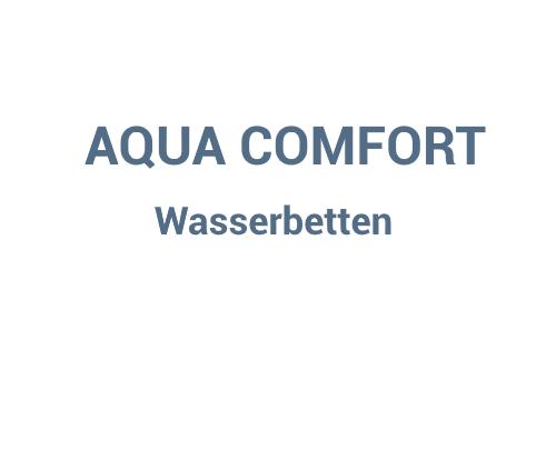 aqua fort wasserbetten onlineshops vergleich